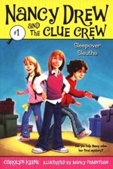 Nancy Drew and The Clue Crew: Sleepover Sleuths # 1