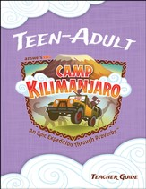 Camp Kilimanjaro VBS Junior High/Adult Teacher Guide