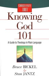 Knowing God 101 (slightly imperfect)