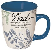 Dad, Superhero Mug