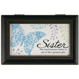 Sister, The Bond Between Sisters Music Box