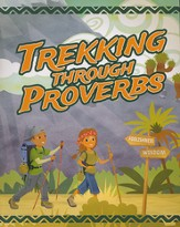 Camp Kilimanjaro VBS Trekking Through Proverbs Illustrated  Booklets (Pack of 10)