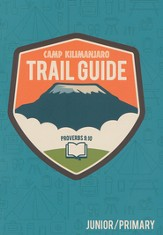 Camp Kilimanjaro VBS Primary/Junior Trail Guide and Stickers Set (Pack of 10; NKJV Version)