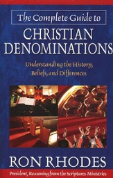 Complete Guide to Christian Denominations: Understanding the History, Beliefs, and Differences - Slightly Imperfect