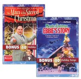 Christmas Double Feature with Bonus MP3: The Man Who Saved Christmas & A Miracle at Christmas