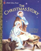The Christmas Story Hardcover  - Slightly Imperfect