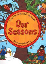 Our Seasons, Hardcover Picture Book