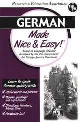 German Made Nice and Easy