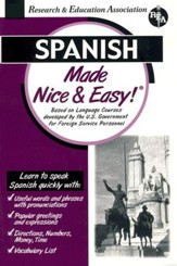 Spanish Made Nice and Easy