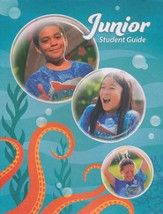 Ocean Commotion VBS Student Guides: Junior NKJV (Pack of 10)