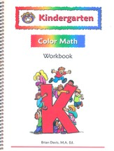 McRuffy K Color Math Workbook