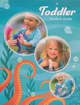 Ocean Commotion VBS Student Guides: Toddler NKJV (Pack of  10)