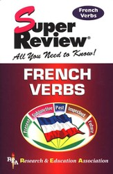 Super Reviews: French Verbs