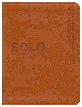 KJV SOLO New Testament: An Uncommon Devotional