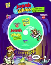Jonah And The Whale with Interactive Computer DVD