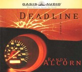 Deadline - Abridged audiobook on CD