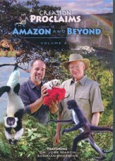 Creation Proclaims Series Vol. 4: The Amazon and Beyond, DVD