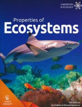 God's Design for Chemistry & Ecology: Properties of  Ecosystems Student Text (4th Edition)