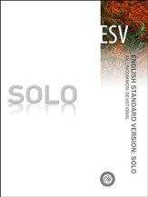 ESV SOLO: An Uncommon Devotional