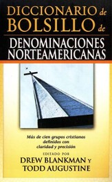 Diccionario de Bolsillo de Denominaciones Norteamericanas  (Pocket Dictionary of North American Denominations)