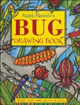 Ralph Massiello's Bug Drawing Book