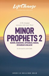 Minor Prophets 2, LifeChange Bible Study Series