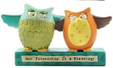 Owls, Our Friendship is a Blessing, Philippians 1:3