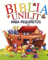 Biblia Unilit para Pequeñitos  (Candle Bible for Toddlers)