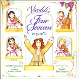 Vivaldi's Four Seasons with CD  - Slightly Imperfect