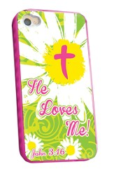 He Loves Me iPhone 4/4S Case