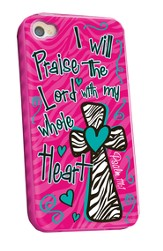 I Will Praise The Lord iPhone 4/4S Case