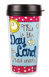 This Is The Day the Lord Has Made Insulated Tumbler