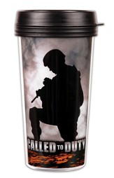Weapons Of Our Warfare Insulated Tumbler