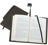 Periscope(R) Bookcover with Light, Paperback, Brown