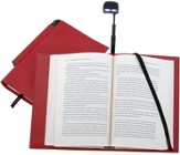 Periscope(R) Bookcover with Light, Paperback, Red  - Slightly Imperfect