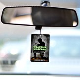 Weapons Air Freshener, Black Ice, Pack of 2