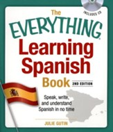 The Everything Learning Spanish Book With Cd, 2nd Edition