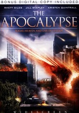 The Apocalypse: Today, Heaven and Earth Collide, DVD