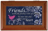 Friends, By Your Side and In Your Heart Music Box