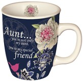 Aunt, You're My Special Friend Mug