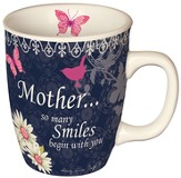 Mother, So Many Smiles Mug