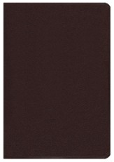 NIV Life Application Study Bible, Large Print, Bonded leather  burgundy 1984