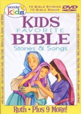 Kids Favorite Bible Stories & Songs: Ruth