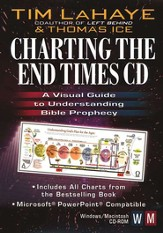 Charting the End Times  Bible Prophecy, CD-Rom
