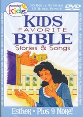 Kids Favorite Bible Stories & Songs: Esther