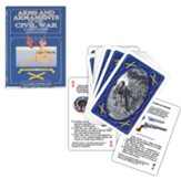 Arms and Armaments of the Civil War Card Game