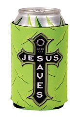 Jesus Saves, Cross Can Cooler