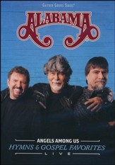 Angels Among Us: Hymns & Gospel Favorites, DVD