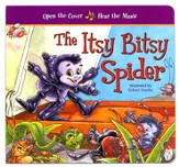The Itsy Bitsy Spider--Musical Boardbook