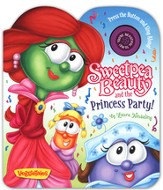 Sweet Pea Beauty And The Princess Party